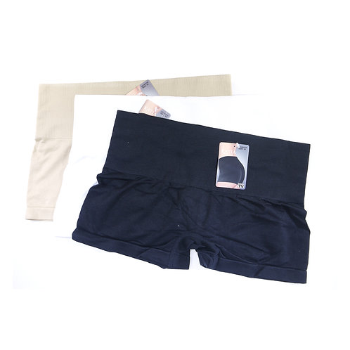 1 dozen Seamless Control Pants Boy Shorts 5100