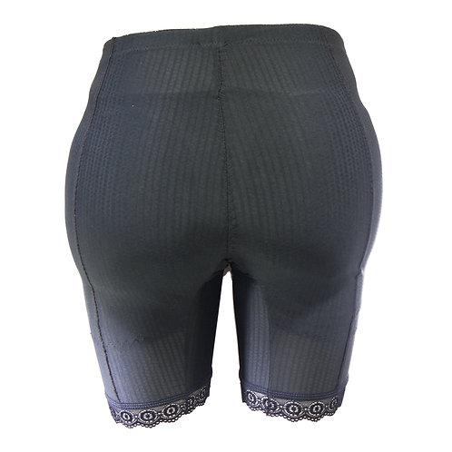 Stripe side padded pants 0191