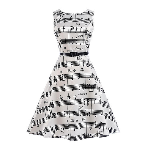 11 style Pattern Summer Sleeveless Dress 6224-style 08