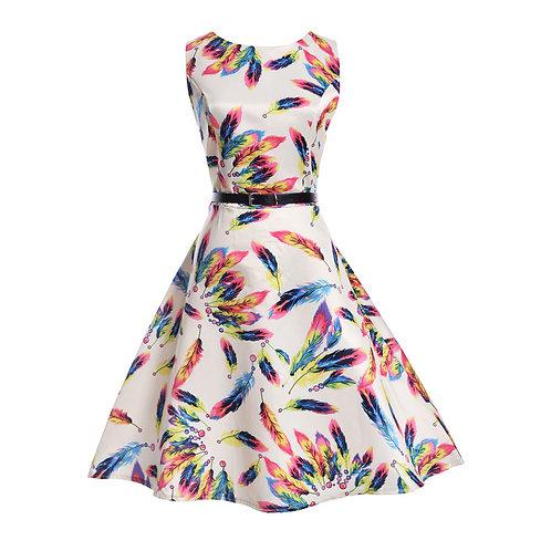 11 style Pattern Summer Sleeveless Dress 6224-style 07
