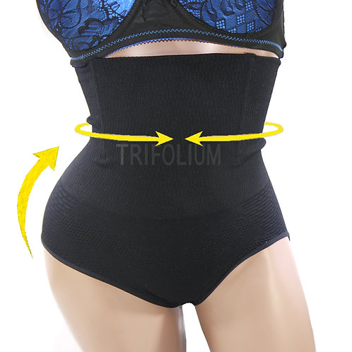 HIGH WAIST SEAMLESS CONTROAL GRIDLE 8103