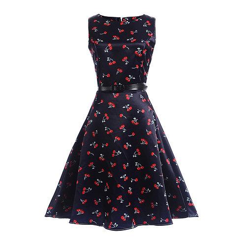 11 style Pattern Summer Sleeveless Dress 6224-style 10