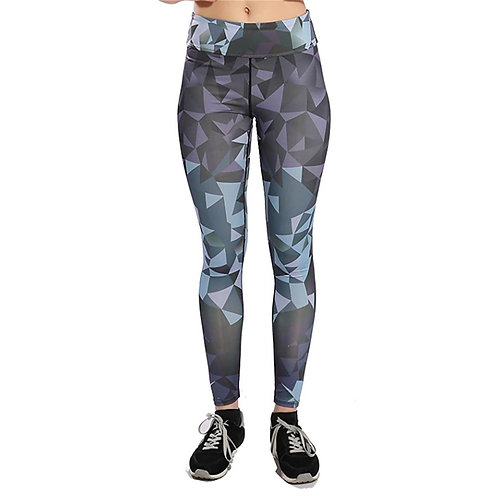 Yoga Running Fitness Fashion Quality Digital Print Pattern Leggings 2026