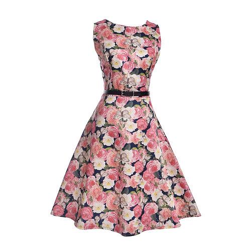 11 style Pattern Summer Sleeveless Dress 6224-style 03