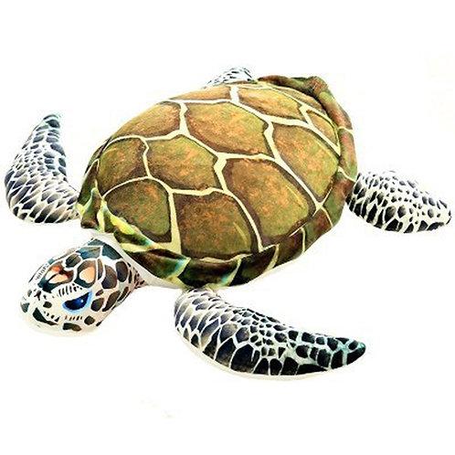 3D Fish Throw Pillows Cushions 3888 Turtle