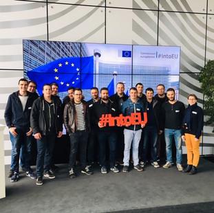AgriAvenir 2019, Commission Européenne