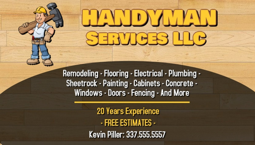 handyman-services-business-card-template