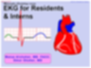 EKG for residents and interns