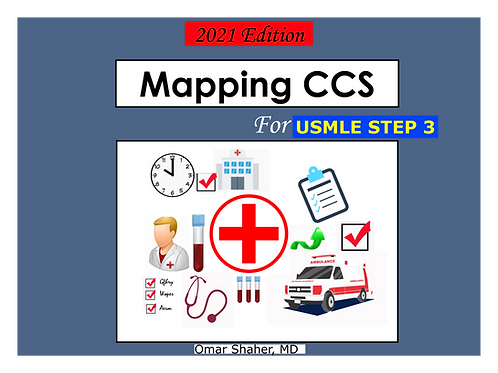 2021 Mapping CCS