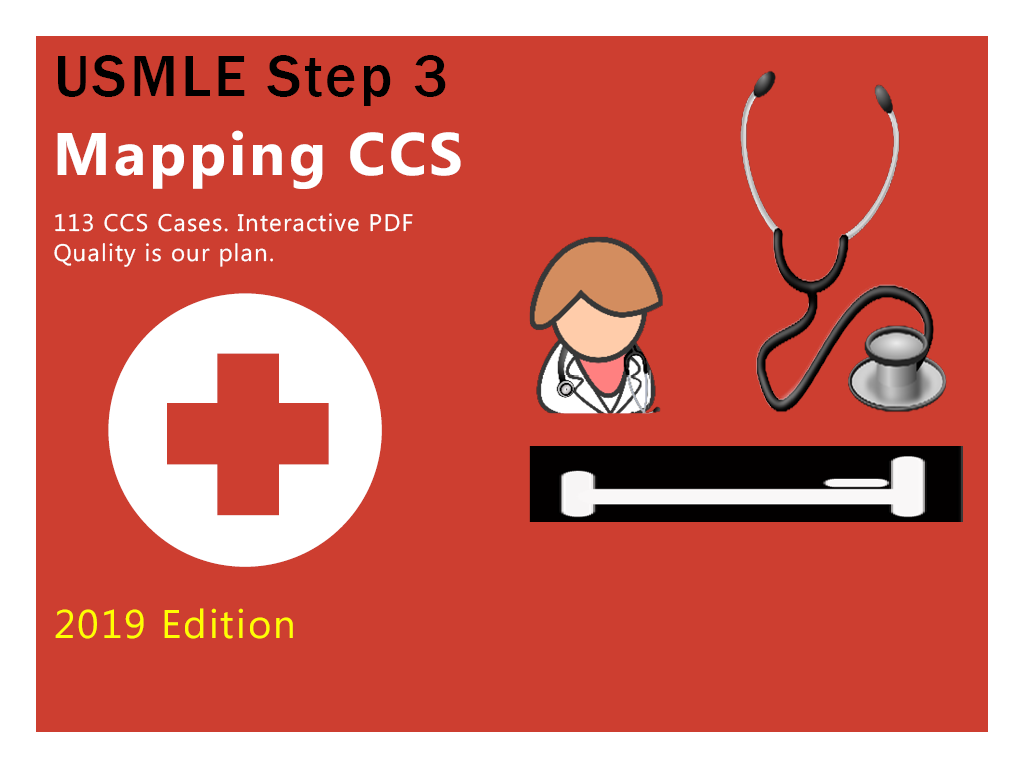 2019 Mapping Ccs Usmle Step 3 Ccs Medical Plus