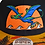 Thumbnail: Primal Isle Snap Back - Tangerine Sunset