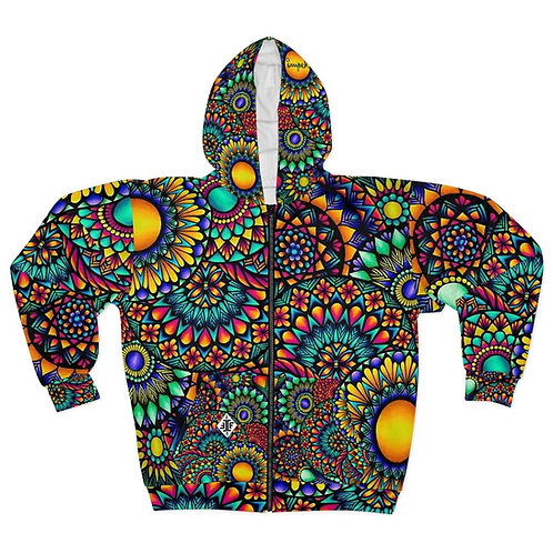 Celestial Expansion Hoodie