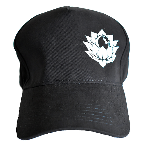 Luna Lotus Offset Dad Hat