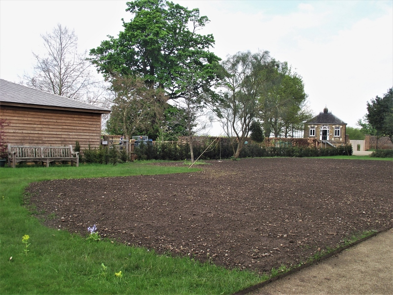11. Field Bed Removed
