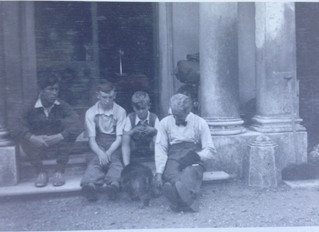 'Gussie' and the Forty Hill Boys