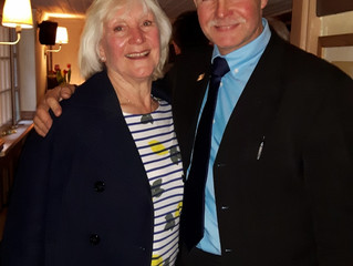 Farewell to Jackie Kingdom, Chairman of the Bowles Society at the AGM on 28th April. Thanks to Jo Gi