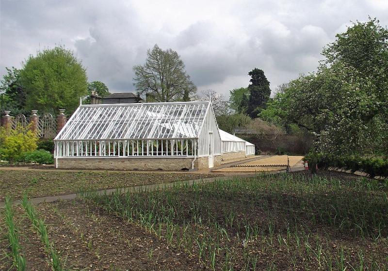 2. Finished Glasshouses