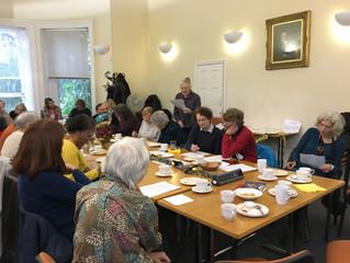 Myddelton House Gardens Volunteers Christmas Thank You