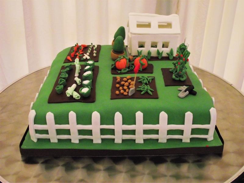 9. Celebration Cake - May 2011