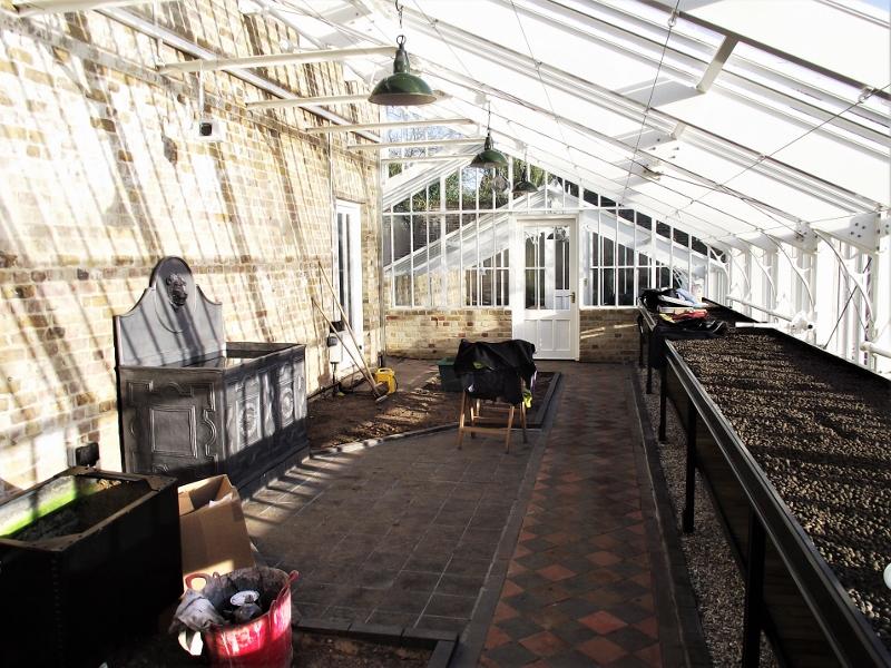 2. Inside New Glasshouse