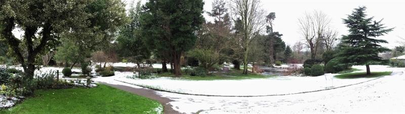 2. View towards Pond