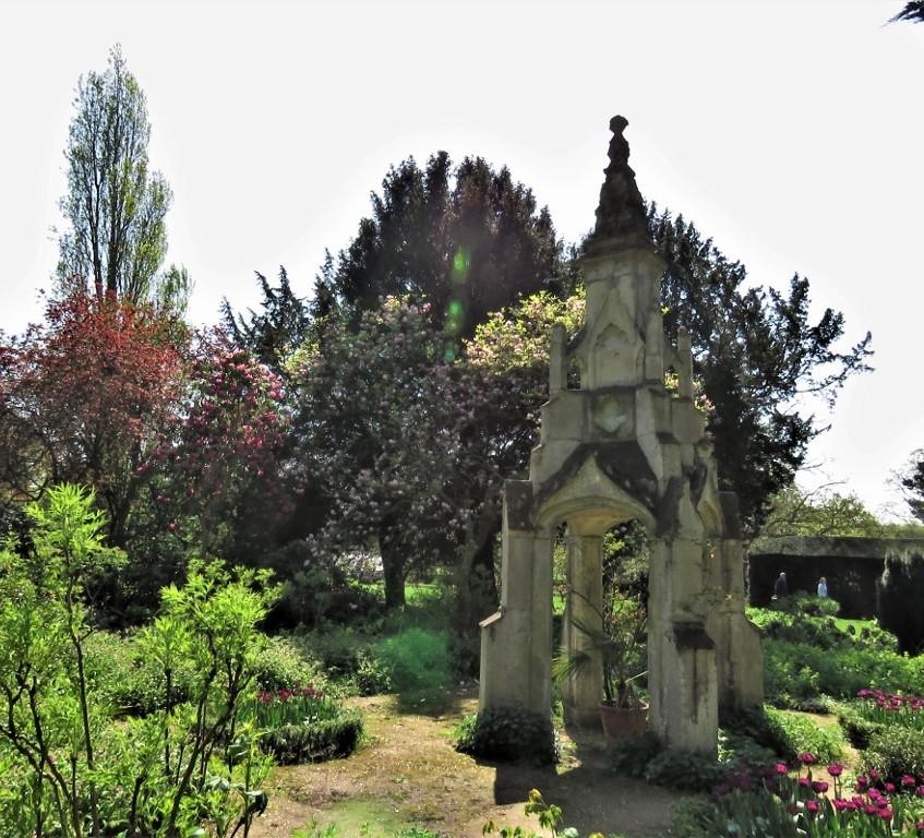 3. Rose Garden