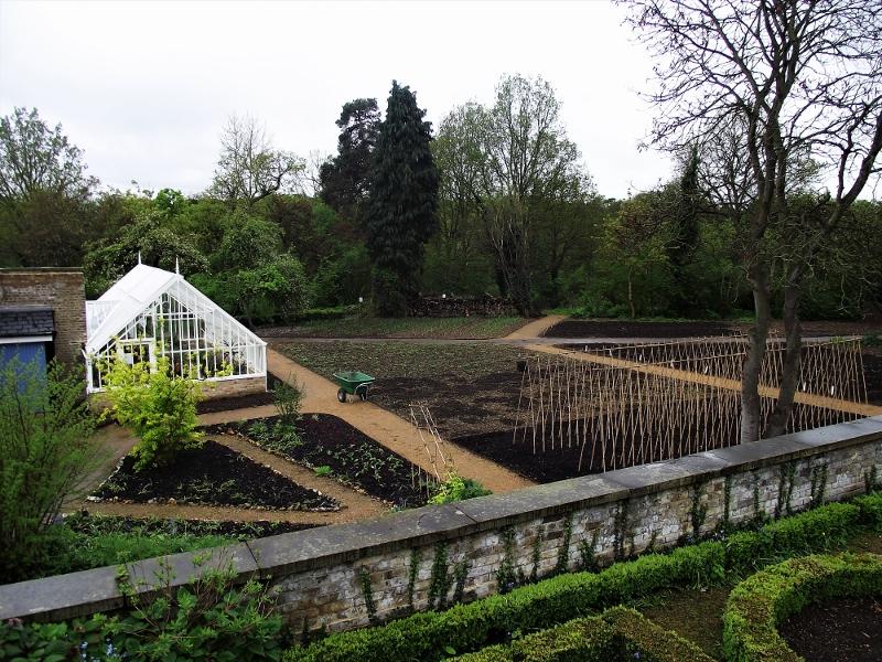 13. Kitchen Garden