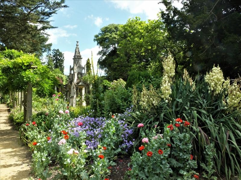 19. Rose Garden