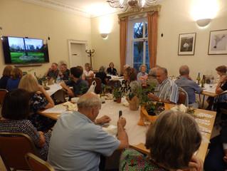 E.A.Bowles Anniversary Dinner 24th June