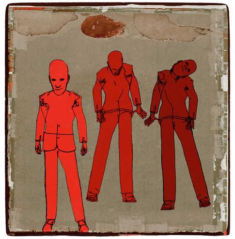 'Strange People' Tab.