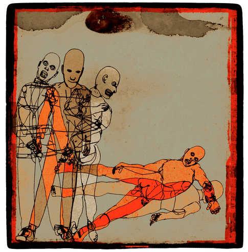 'Strange People' Tab. VI