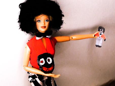Miss White Privilege Doll 2020