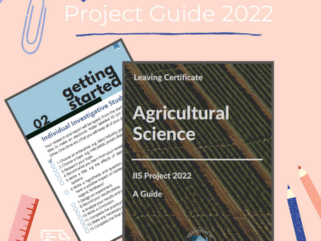 How to do the Ag Science IIS Project 2021