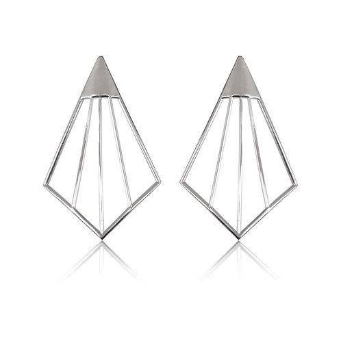 Curvy Chords Earrings