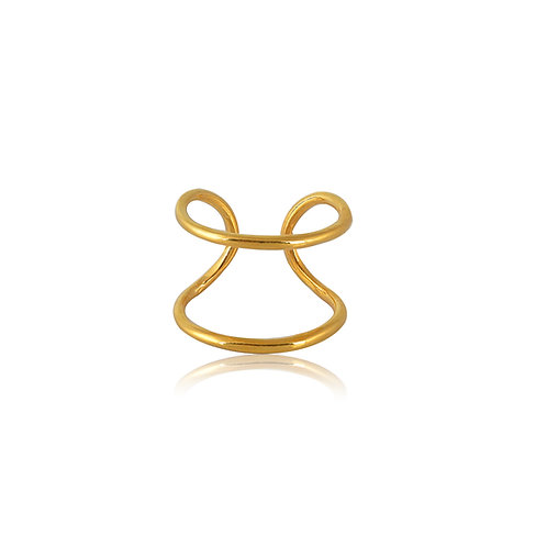 Simple Lines Ring
