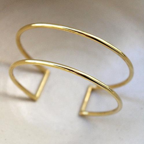 Simple Lines Bracelet