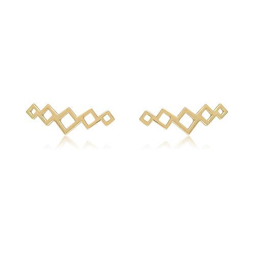 Beehives Earrings 14k |18k