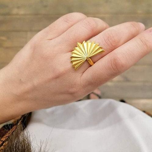 Flying Folds Ring