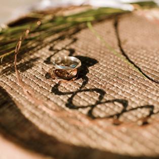 Wedding Rings 14k gold