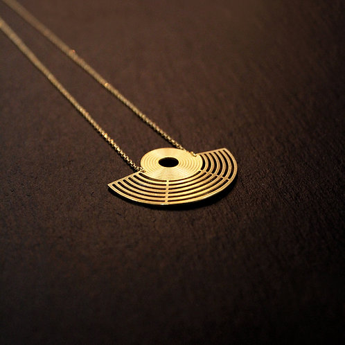 Small Amphitheater Necklace