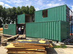 Containers   Hotel Buiten