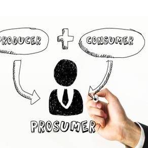 Del consumidor al prosumidor