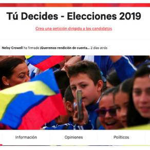 La democracia digital le toma el pulso a las próximas Elecciones en Colombia