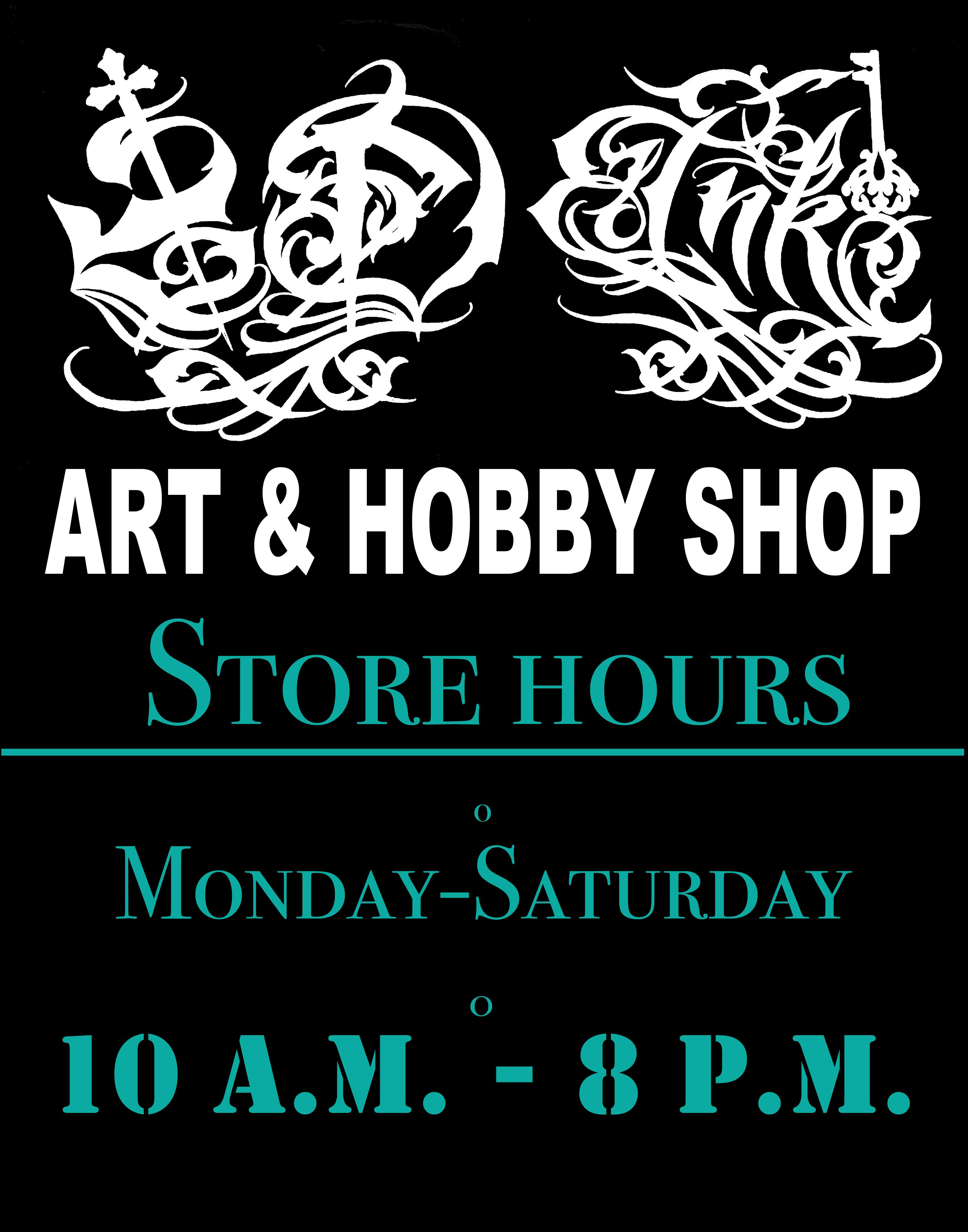card shop hobby shop
