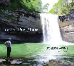 Joseph Akins Into the Flow Cover