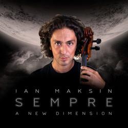 Ian Maksin SEMPRE Album Cover