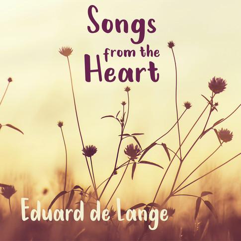 Eduard de Lange Songs from the Heart CoV