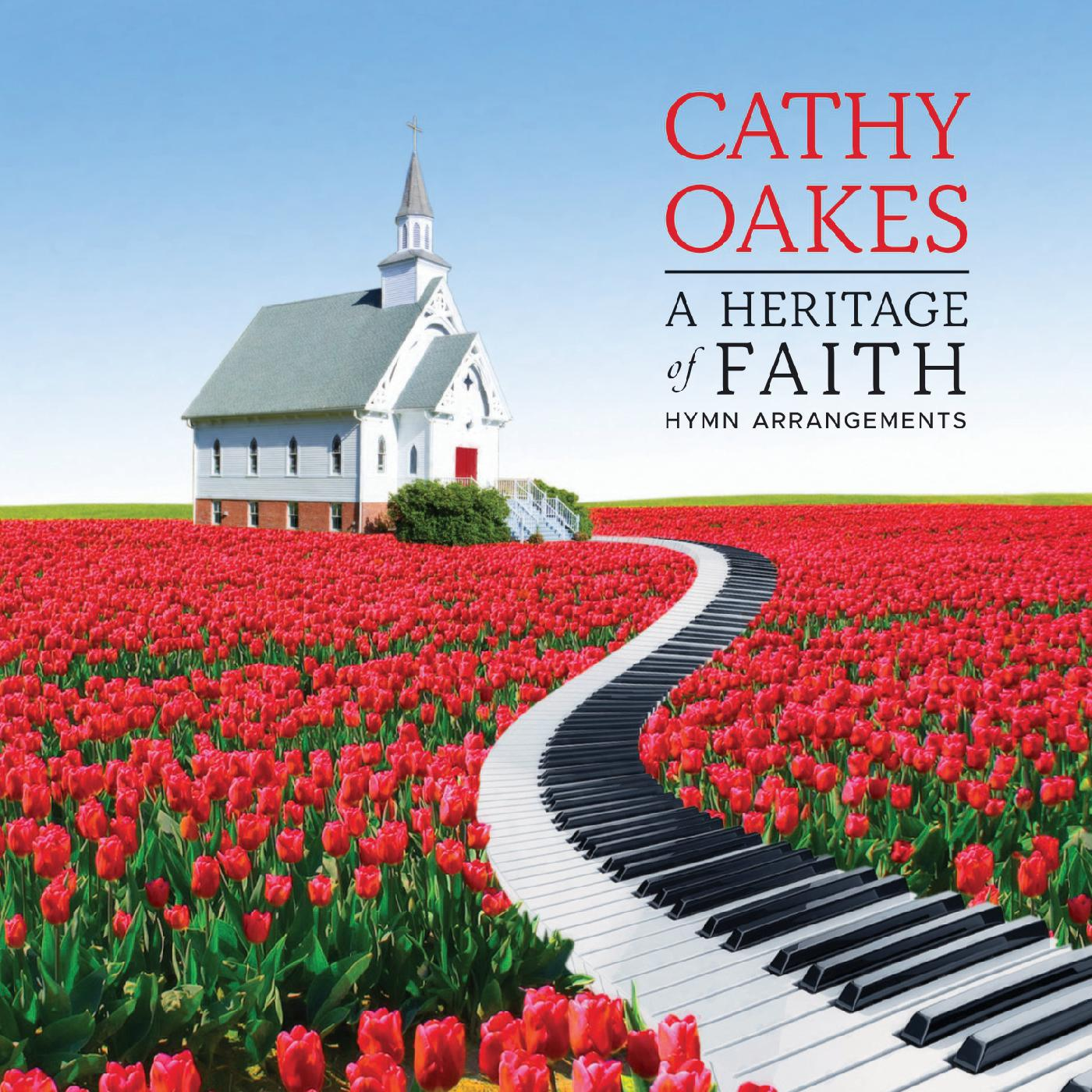 Cover - A Heritage of Faith - Cathy Oake