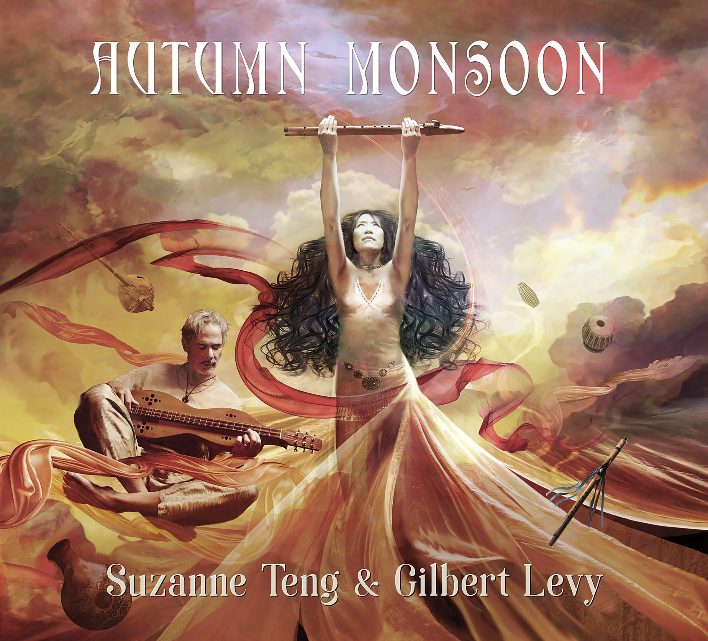 Autumn Monsoon Suzanne Teng Gilber