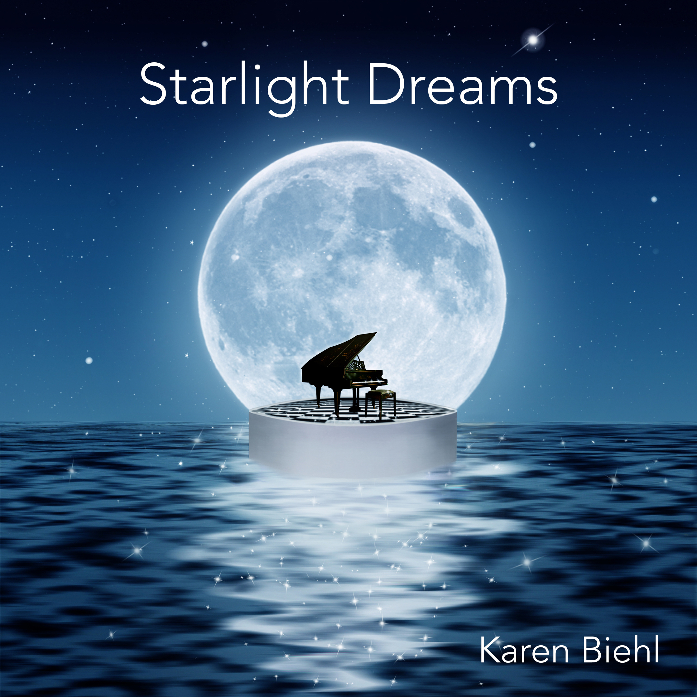 Karen Biehl - Starlight Dreams Cover